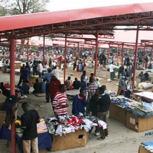 Muthurwa Market Stalls