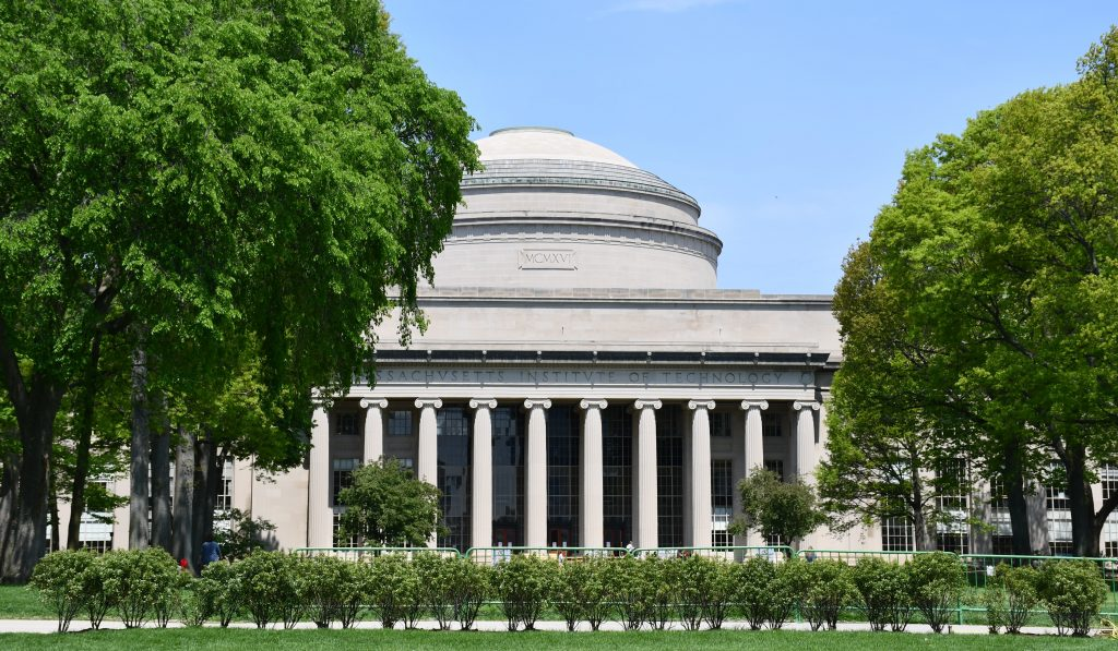 Massachusetts Institute of Technology (MIT) - Maurice Harteveld